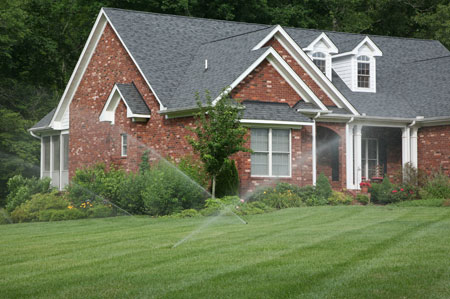 residential irrigation sprinkler systems